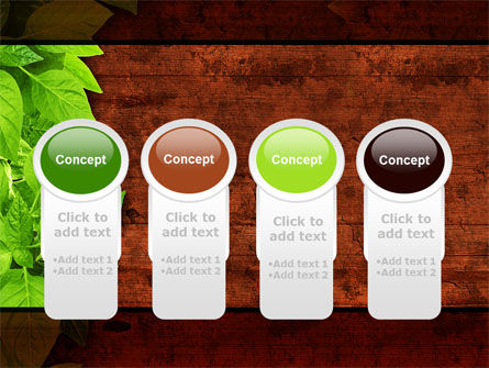 Wooden Surface PowerPoint Template Slide 5
