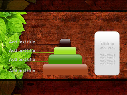 Wooden Surface PowerPoint Template Slide 8