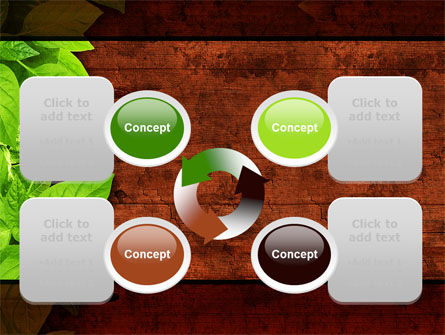 Wooden Surface PowerPoint Template Slide 9