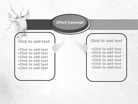 Despair PowerPoint Template, Slide 4, 10125, Consulting — PoweredTemplate.com