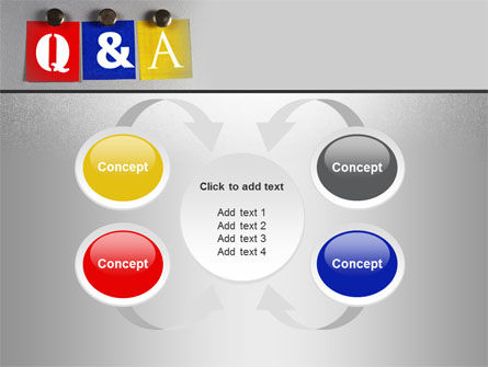 Questions and answers powerpoint template backgrounds for Powerpoint questions and answers template