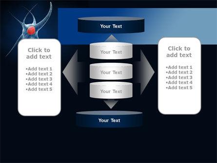 Single Neuron PowerPoint Template Slide 13