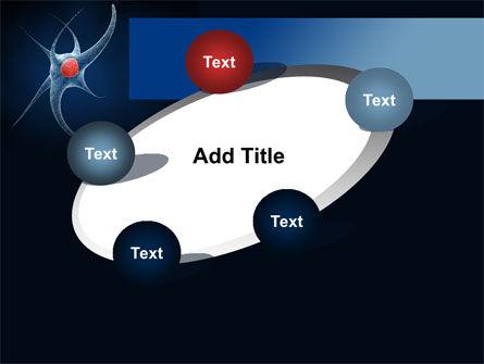 Single Neuron PowerPoint Template Slide 14