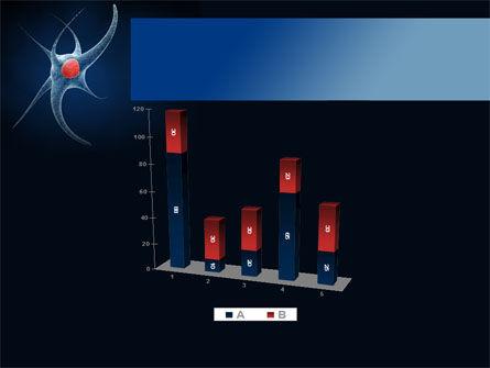 Single Neuron PowerPoint Template Slide 17