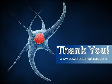 Single Neuron PowerPoint Template Slide 20