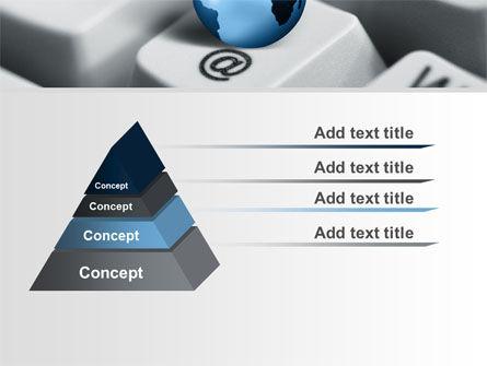 World eCommerce PowerPoint Template Slide 12