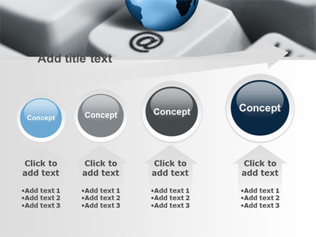 World eCommerce PowerPoint Template Slide 13