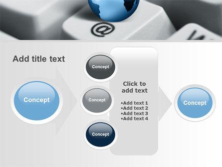 World eCommerce PowerPoint Template Slide 17