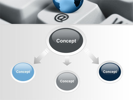 World eCommerce PowerPoint Template, Slide 4, 10146, Business Concepts — PoweredTemplate.com