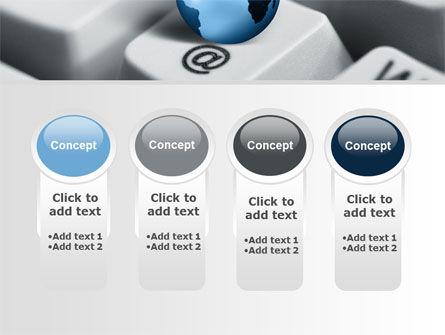 World eCommerce PowerPoint Template Slide 5
