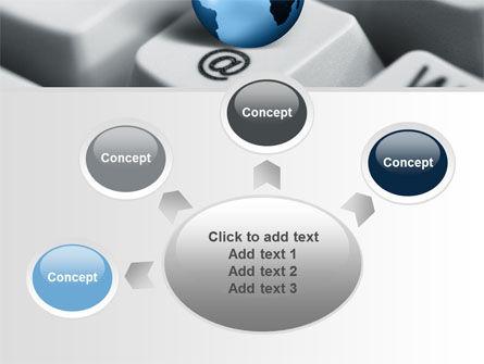World eCommerce PowerPoint Template Slide 7