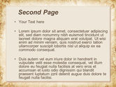 Old Book PowerPoint Template#2