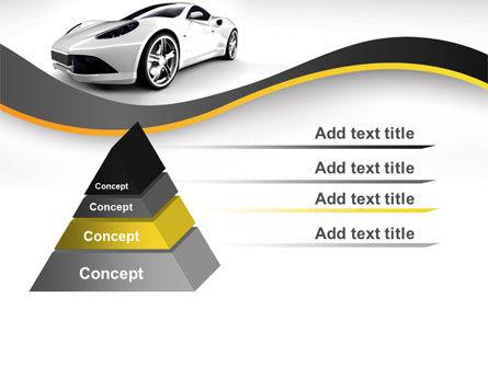 Roadster PowerPoint Template Slide 12