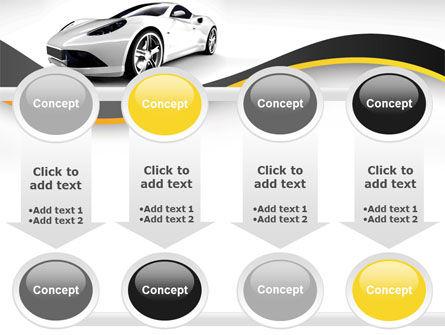 Roadster PowerPoint Template Slide 18