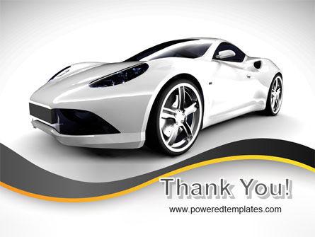Roadster PowerPoint Template Slide 20