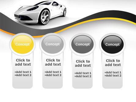 Roadster PowerPoint Template Slide 5