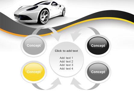 Roadster PowerPoint Template Slide 6