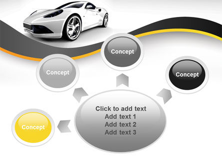 Roadster PowerPoint Template Slide 7