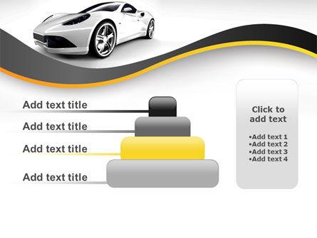 Roadster PowerPoint Template Slide 8