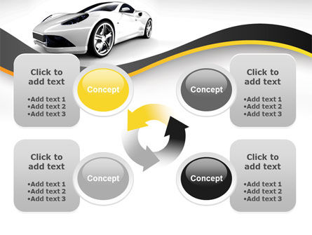 Roadster PowerPoint Template Slide 9