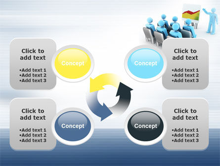 Project Presentation PowerPoint Template Slide 9
