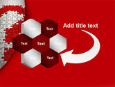 Question in Puzzle PowerPoint Template#11