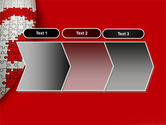 Question in Puzzle PowerPoint Template#16