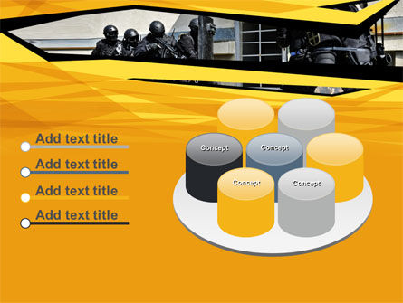 Release of Hostages PowerPoint Template Slide 12