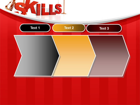 Building Skills PowerPoint Template Slide 16