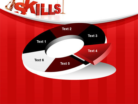 Building Skills PowerPoint Template Slide 19