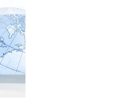 Transparent Globe PowerPoint Template, Slide 3, 10173, Global — PoweredTemplate.com