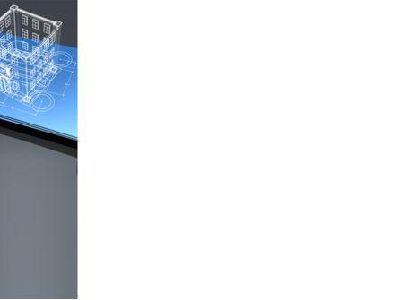 Architect Project PowerPoint Template, Slide 3, 10176, Construction — PoweredTemplate.com
