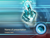 Technology and Science: Project Launch PowerPoint Template #10177