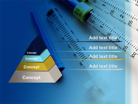 Syringes PowerPoint Template Slide 12