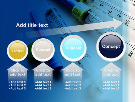 Syringes PowerPoint Template Slide 13