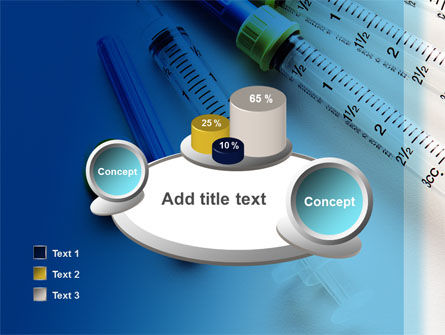 Syringes PowerPoint Template Slide 16