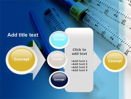 Syringes PowerPoint Template Slide 17