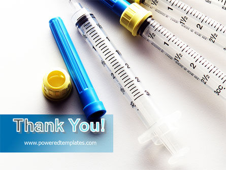 Syringes PowerPoint Template Slide 20