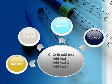 Syringes PowerPoint Template Slide 7
