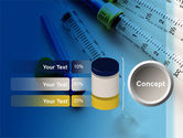 Syringes PowerPoint Template#11