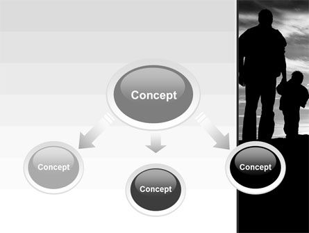 Father PowerPoint Template Slide 4