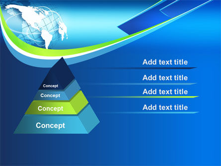 Company Presentation PowerPoint Template, Slide 4, 10183, Global — PoweredTemplate.com