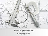 Careers/Industry: Engineering Project PowerPoint Template #10189