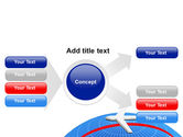 Flight PowerPoint Template#14
