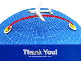 Flight PowerPoint Template#20