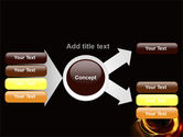Circle of Fire PowerPoint Template#15