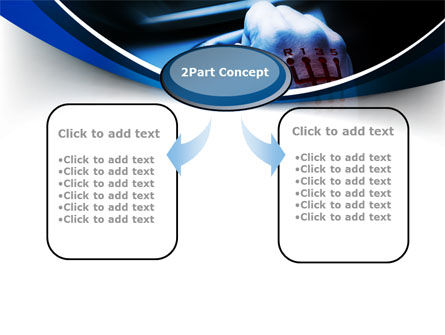 Addicted to Speed PowerPoint Template Slide 4