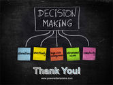 Decision-Making Process PowerPoint Template#20