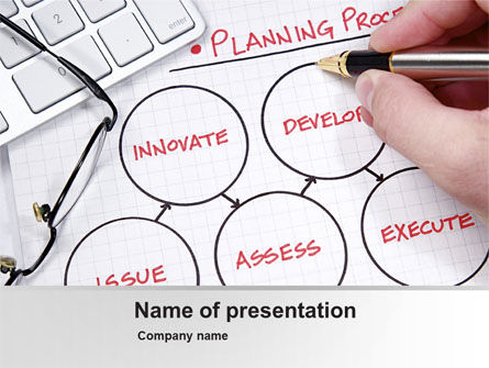 Planning Process PowerPoint Template