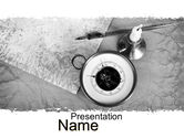Business Concepts: Autobiography PowerPoint Template #10211